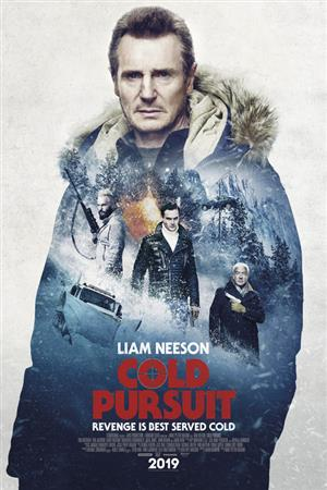 Poster de:2 La Venganza - Cold Pursuit