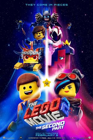 Poster de:2 Lego Movie 2